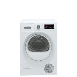Bosch Serie 6 WTW85493GB 8 kg Heat Pump Tumble Dryer - White Reviews