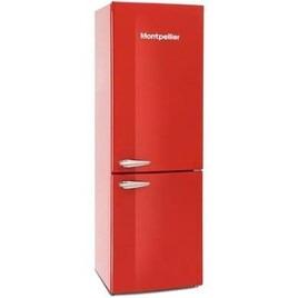 Montpellier MAB385R 60/40 Fridge Freezer - Red Reviews
