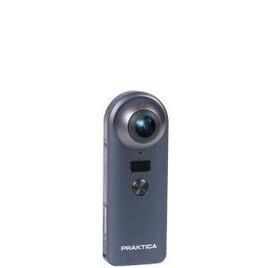 PRAKTICA Luxmedia Z360 360 Digital Camera Bundle with Selfie Stick Reviews
