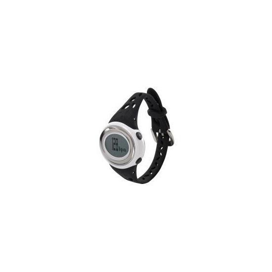 Oregon SE332 Zone Trainer 2.0 ECG Heart Rate Monitor Watch - Black