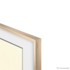 Samsung 65 Customisable Frame Bezel - Beige plastic