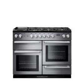 NEX110DFFSSC Dual Fuel Range Cooker - Steel Reviews