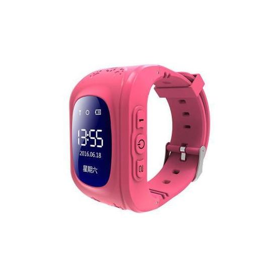 Pinit Intigo p1 childrens GPS Smart Watch - pink