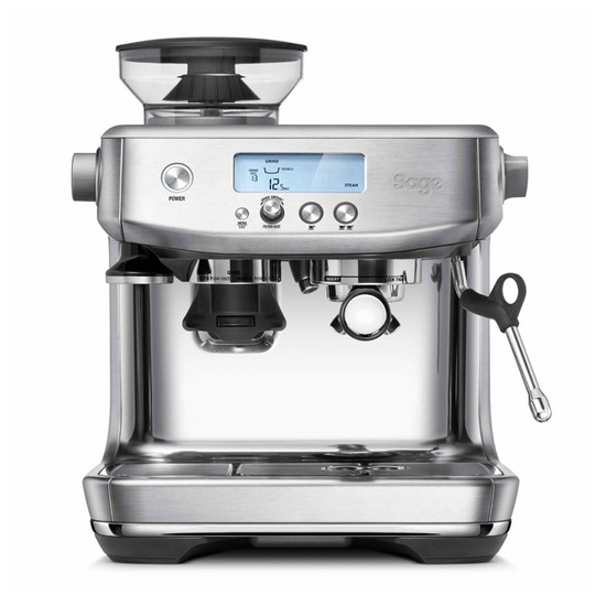 Sage The Barista Pro SES878BSS Espresso Coffee Machine - Stainless Steel