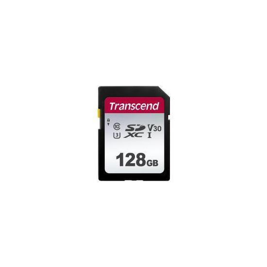Transcend 128GB UHS-I U3 SD Memory Card