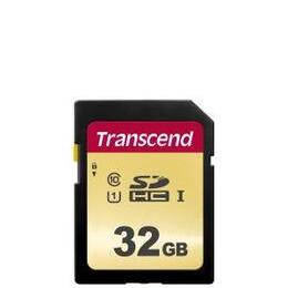 Transcend 32GB UHS-I U1 MLC SD Memory Card