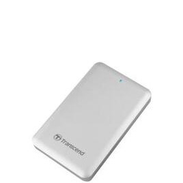 Transcend StoreJet 500 256GB Portable Solid State Derive for Mac USB 3.1 Gen 1 and Thunderbolt