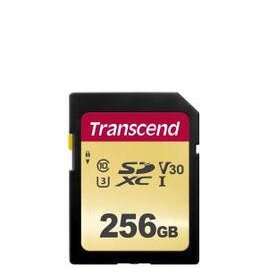 Transcend 256GB UHS-I U3 MLC SD Memory Card