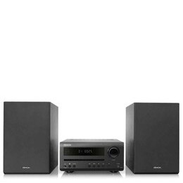 Denon DT-1 Bluetooth Traditional Hi-Fi System - Black Reviews