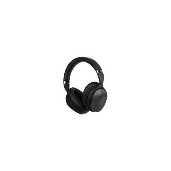 Volkano VK-2003-BK Silenco Noise Cancelling Wireless Over Ear Headphones - Black