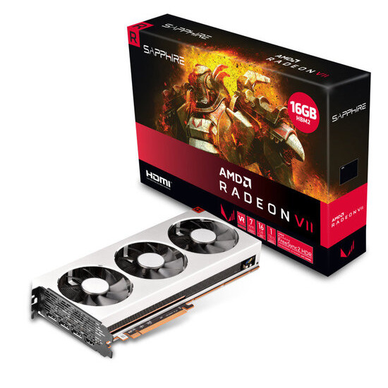 Radeon VII 16 GB Graphics Card