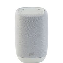 POLK AUDIO Assist Wireless Bluetooth Multi-room Speaker with Google Assistant - Black Reviews