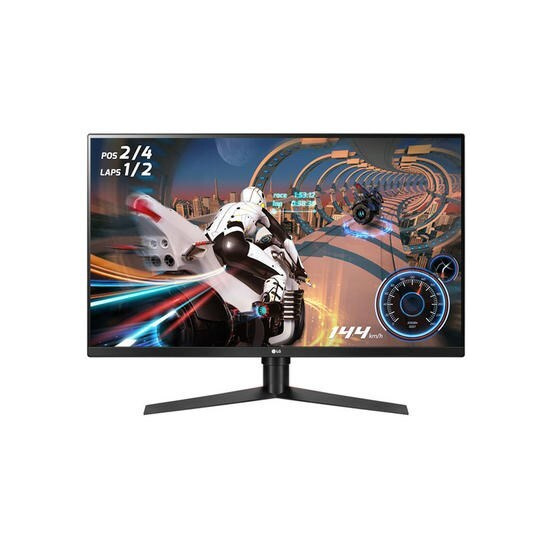 "LG 32GK850F Quad HD 31.5"" LCD Gaming Monitor - Black"