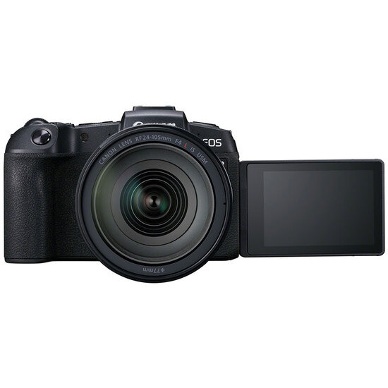 Canon EOS RP Mirrorless Camera with RF 24-105 mm f/4L IS USM Lens & Mount Adapter