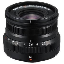 FUJIFILM XF 16 mm f/2.8 R WR Wide-angle Prime Lens - Black Reviews