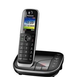 Panasonic KX-TGJ420EB Cordless Phone - Single Handset Reviews
