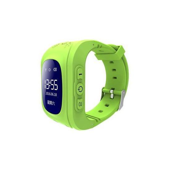 Pinit Intigo p1 Childrens GPS Smart Watch - Green