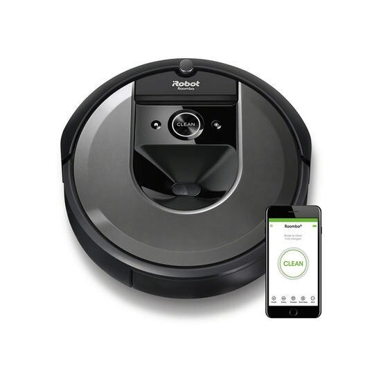 iRobot RoombaI7150 i7 Wi-Fi Connected Robot Vacuum Cleaner
