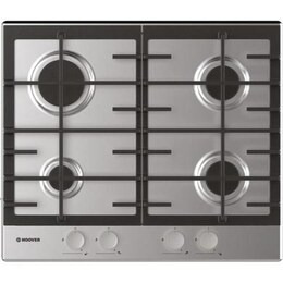 Hoover HHG6BRMX Gas Hob - Stainless Steel Reviews