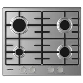 Hoover HHW6BRMX Gas Hob - Stainless Steel Reviews