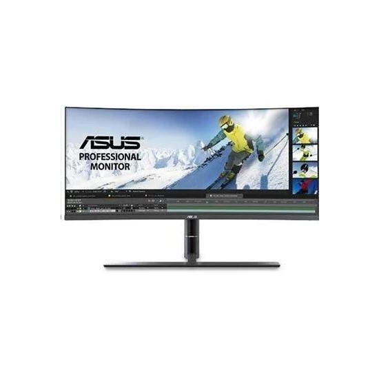 ASUS ProArt PA34VC Quad HD 34.1 Curved LCD Monitor - Black