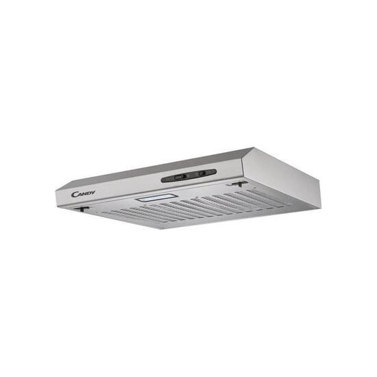CANDY CFT611NS Visor Cooker Hood - Stainless Steel