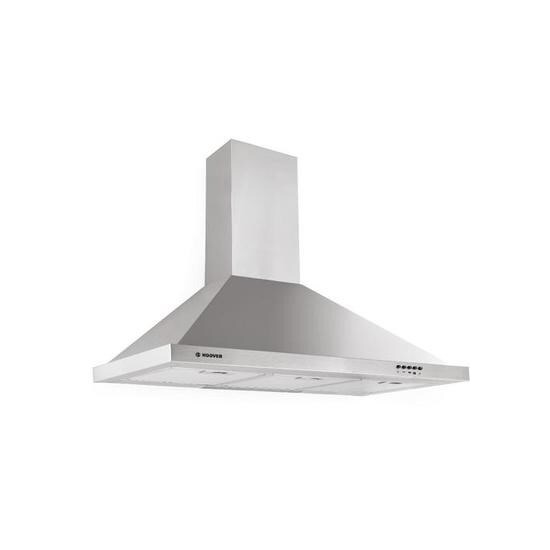 HOOVER HCE119NX Chimney Cooker Hood - Stainless Steel