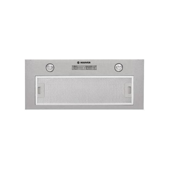 Hoover HBG520S Canopy Cooker Hood - Silver