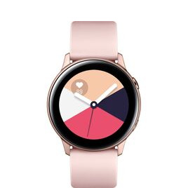 SAMSUNG Galaxy Watch Active - Rose Gold Reviews