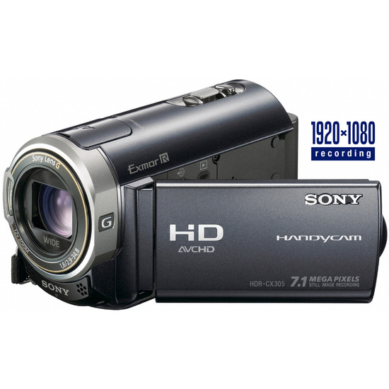 Sony HDR CX305