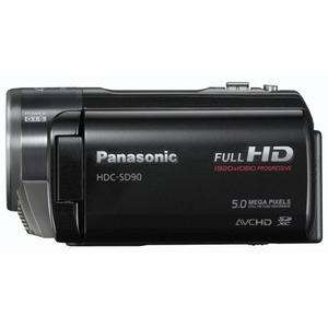 Photo of Panasonic HDC SD90 Camcorder