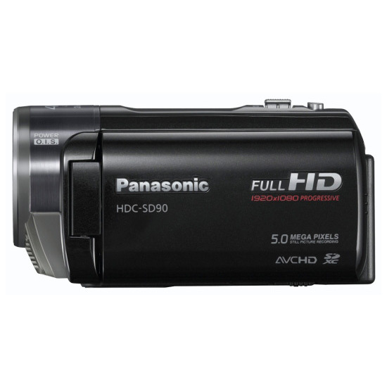 Panasonic HDC SD90