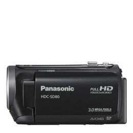 Panasonic HDC SD80 Reviews