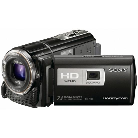 Sony HDR PJ30