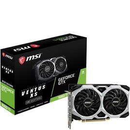 MSI GeForce GTX 1660 Ti 6 GB VENTUS XS OC Graphics Card Reviews