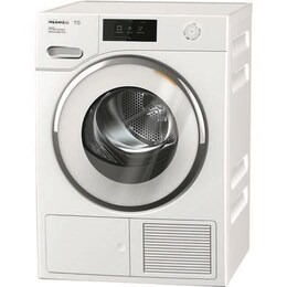 MIELE TWR860 WP WiFi-enabled 9 kg Heat Pump Tumble Dryer - White Reviews