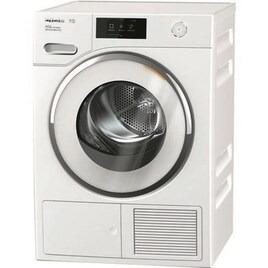 MIELE TWR860 WP WiFi-enabled 9 kg Heat Pump Tumble Dryer - White Reviews
