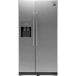 Samsung RS50N3513 No Frost Side-by-side Fridge Freezer With Ice And Water Dispenser - Silver Reviews