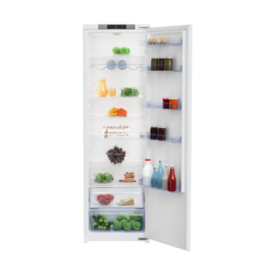 BEKO BLSD1577 Integrated Tall Fridge - Sliding Hinge