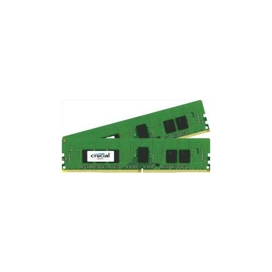 Crucial 8GB Kit (4GBx2) DDR4 2133 SR x8