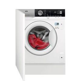 AEG 7000 Series L7WE7631BI Integrated 7 kg Washer Dryer Reviews