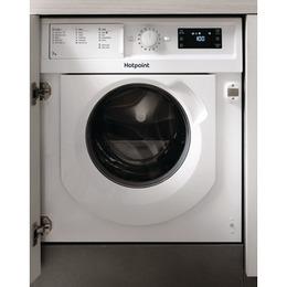Hotpoint BI WMHG 71284 UK Integrated Washing Machine - White Reviews