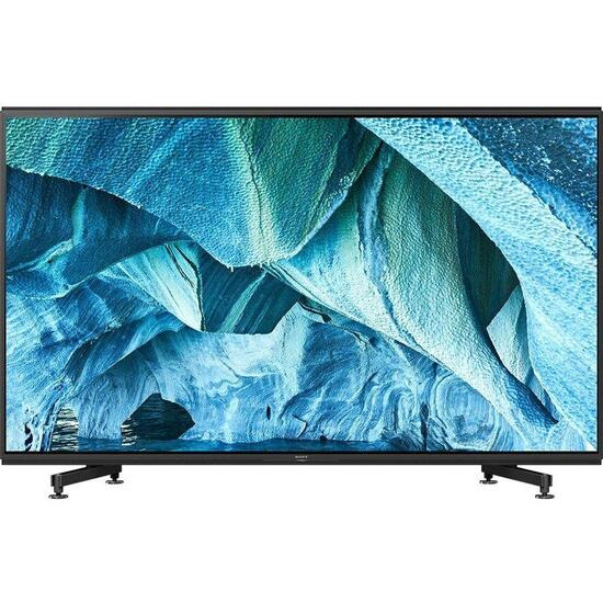 Sony KD85ZG9BU MASTER Series 85 Smart 8K HDR LED TV with Google Assistant