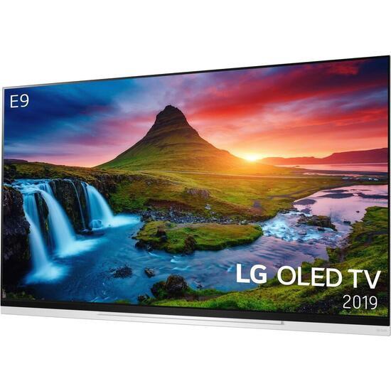 LG OLED55E9PLA 55 Smart 4K Ultra HD HDR OLED TV with Google Assistant