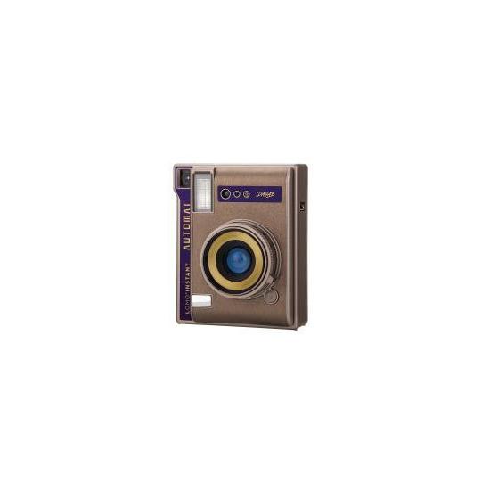 Lomography Instant Automat Camera Bronze Dahab Edition + 20 Shots