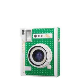 Lomography Instant Automat Camera Green Cabo Verde Edition + 20 Shots