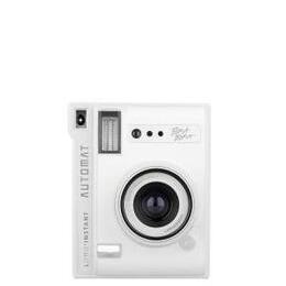 Lomography Instant Automat Camera White Bora Bora Edition + 20 Shots