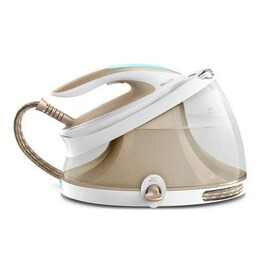 Philips GC9410/60 PerfectCare Aqua Pro Compact Steam Generator Iron - White & Gold Reviews