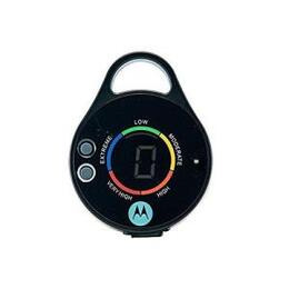Motorola Pebl Personal Light with Carabiner Clip & UV sensor