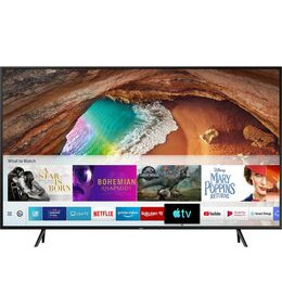"Samsung QE75Q60RATXXU 75"" Smart 4K Ultra HD HDR QLED TV with Bixby Reviews"